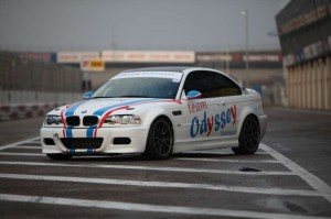team Odyssey Motorsport BMW E46 M3